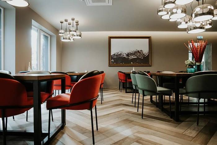 Cordo.22 Restoranas-Viešbutis Panevėžyje   Vieta skaniai pavalgyti, apsistoti, praleisti laiką gamtos apsuptyje